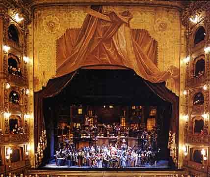Teatro Colón - Orgullo Argentino - Coesc