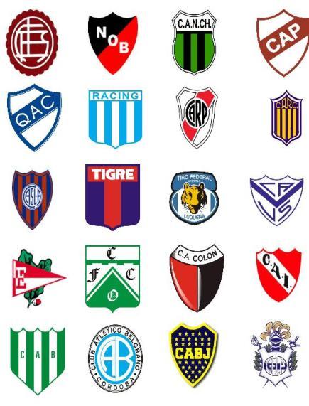 insignias clubes de futbol: