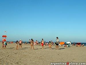Villa gesell faro querand playas for Temperatura actual en villa gesell